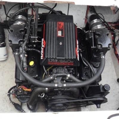 moteur Mercruiser